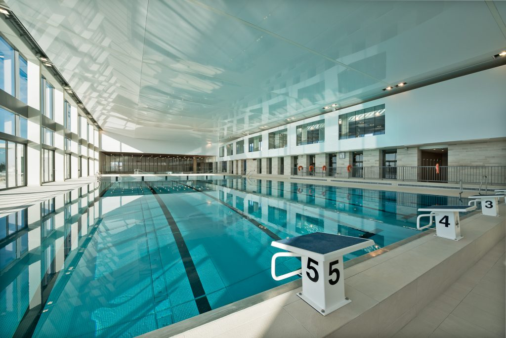 Grand Cognac X'Eau piscine competition